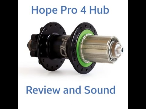 Hope Pro 4 Hub Review and Sound