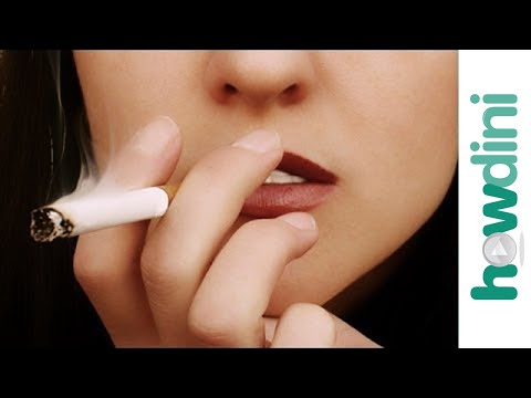 Do women have more profound addictions to nicotine?