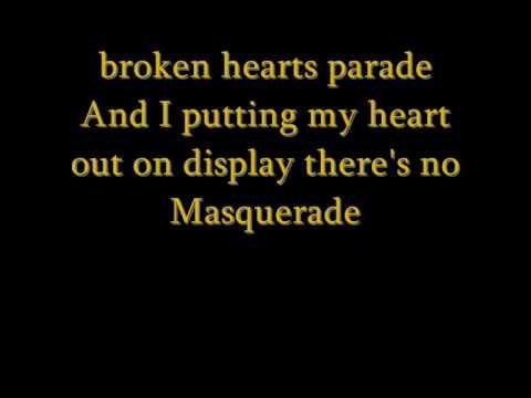 Good Charlotte-Broken Hearts Parade - Lyrics
