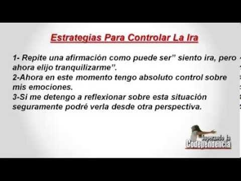 Como Controlar La Ira en la Dependencia Emocional - YouTube