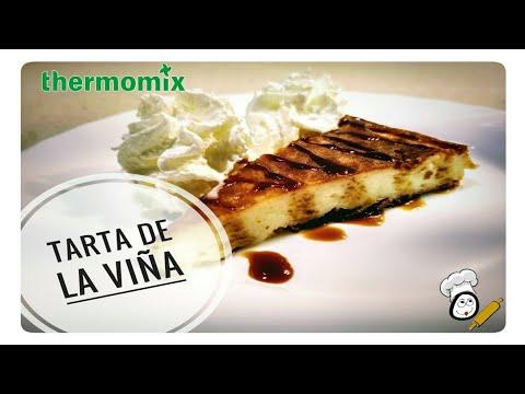 Tarta de la Viña Deliciosa con Thermomix.