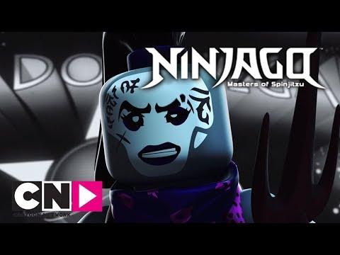 Ninjago | Mød de tre MC-Bøller | Dansk Cartoon Network