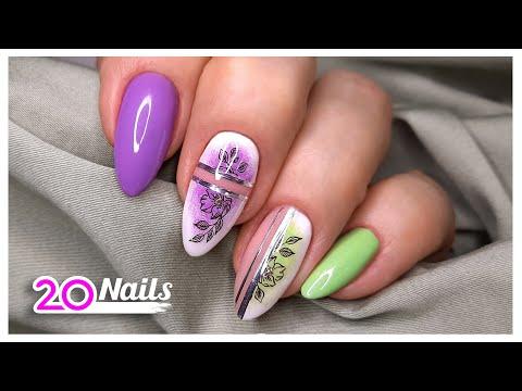 Nail Art Designs 2020   New Nail Design