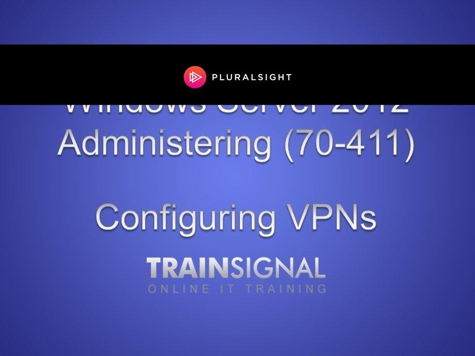 trainsignal windows server 2008