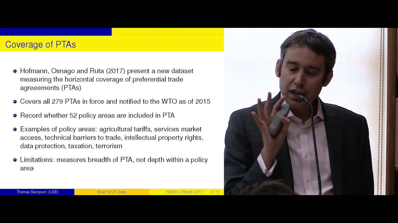 What Are Uk Free Trade Agreements Likely To Contain Uk After