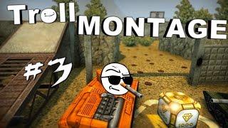 Tanki Online TROLL MONTAGE #3 (funny video)