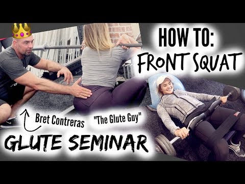 """BRAIN GAINS: Bret Contreras """"Glute Guy"""" Seminar 