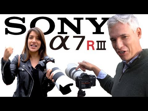 Sony a7R III Review vs D850 (with raw files)!