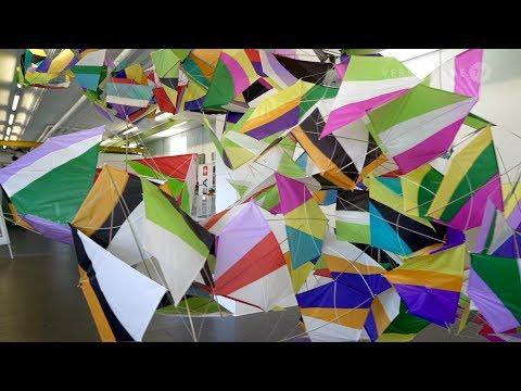 Marcelo Jácome: Dimension of Colour / Brasilea Foundation, Basel