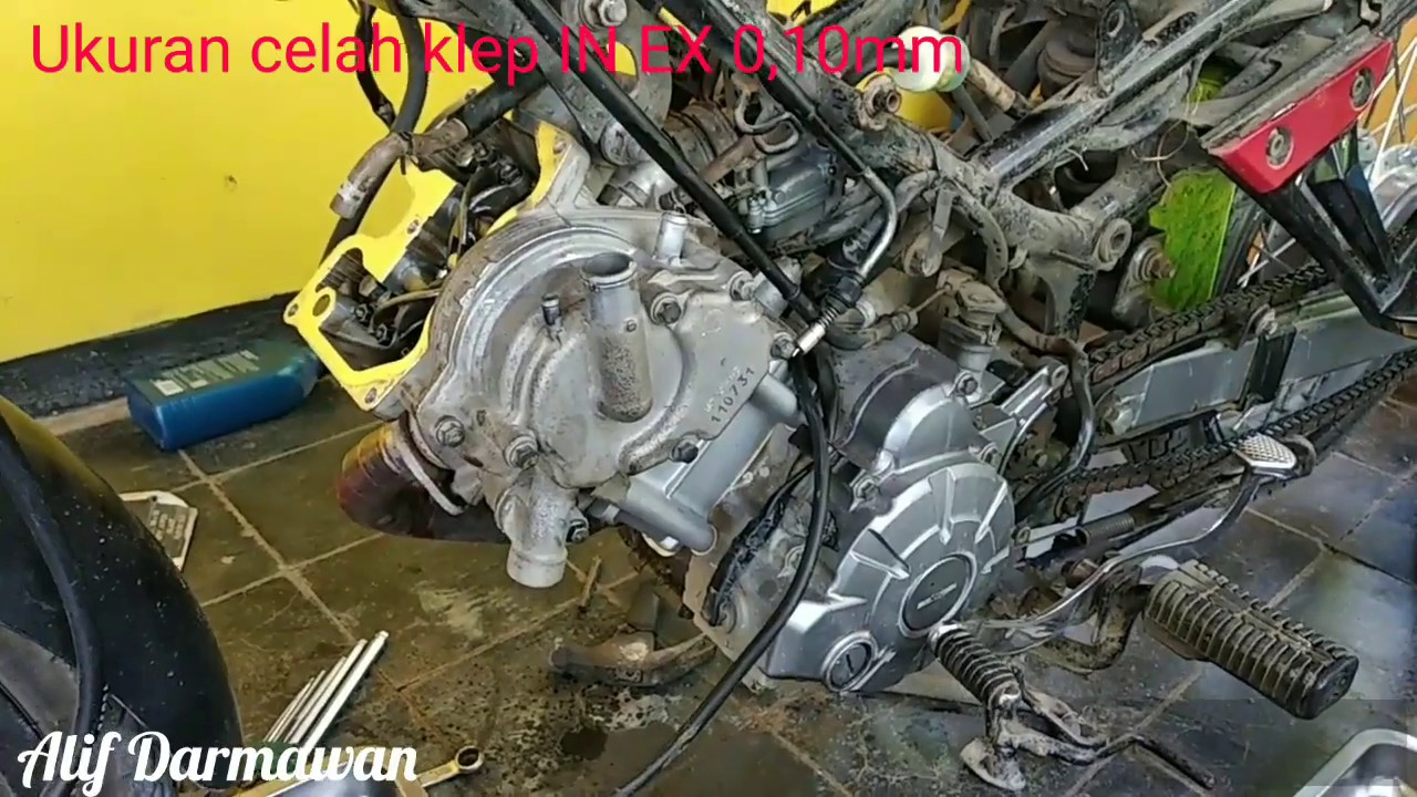 Bore Up Jupiter Mx New 135 Menjadi 165cc Aman Harian