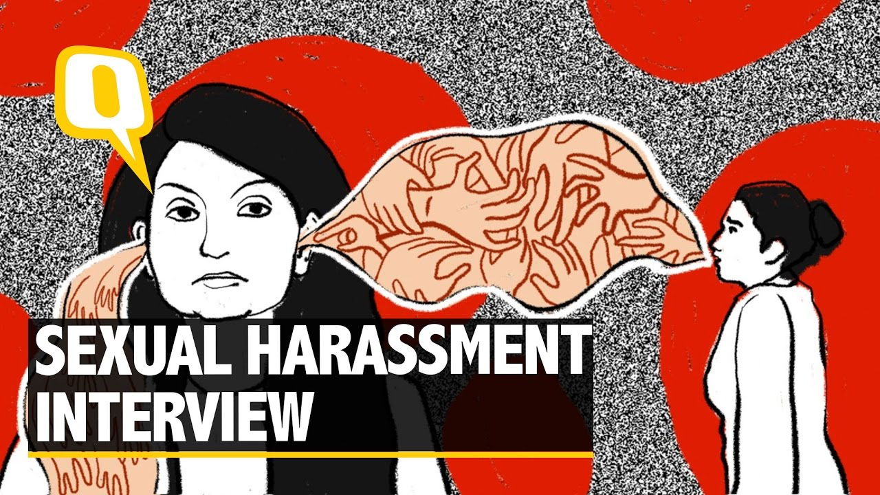 Interview sexual harassment