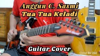 Anggun C. Sasmi - Tua Tua Keladi (Guitar Cover)