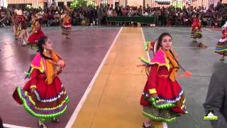 Danza Cocharunas Por Ing. Comercial De La Ucsm Concurso De Danzas Folklore Interfacultades 2015