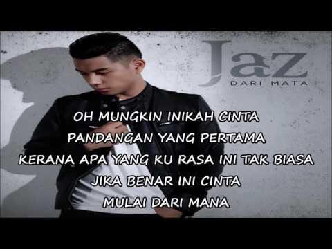 Jaz - Dari Mata (lyrics)