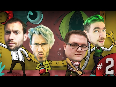 A WATERY CLUSTERFUCK | We Need To Go Deeper w/Mark, Wade, and Jack EP. 2
