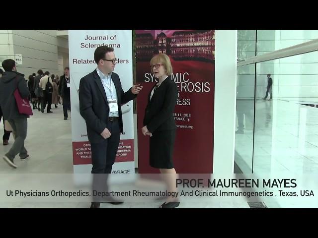 WSC2018 - Prof. Maureen Mayes