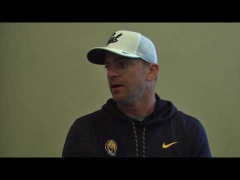 Cal Football Spring Practice #12: Head Coach Justin Wilcox