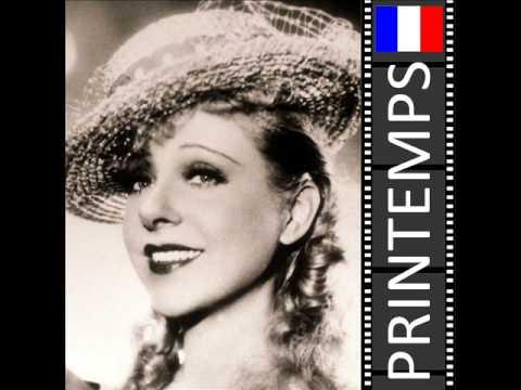 Franics Poulenc parle  d'Yvonne Printemps