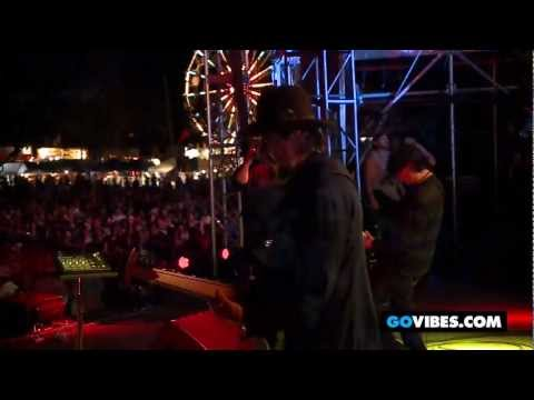 "Primus Performs ""Jerry was a Racecar Driver"" at Gathering of the Vibes Music Festival 2012"