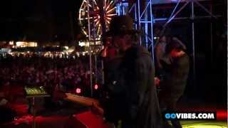 """Primus Performs """"Jerry was a Racecar Driver"""" at Gathering of the Vibes Music Festival 2012"""