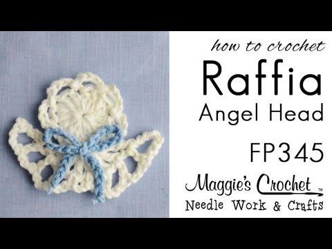 Free Angel Crochet Pattern Right Handed – Learn to Crochet – FP345