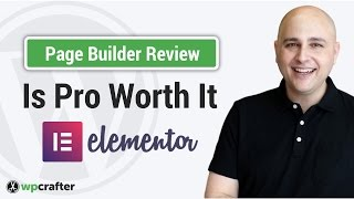Elementor Pro Review & Walkthrough - 2017 Best WordPress Page Builder Plugin? ????