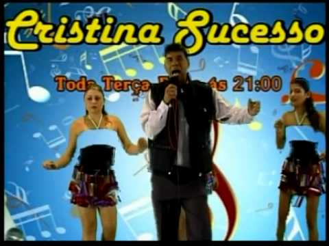Ivo Bulhões - Bye Bye Adeus No Programa Cristina Sucesso Na Amaral TV