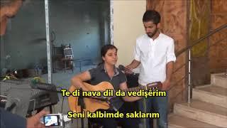 Berfin Aktay - Canda Türkçe-Kürtçe Altyazı (Tirkî-Kurdî)