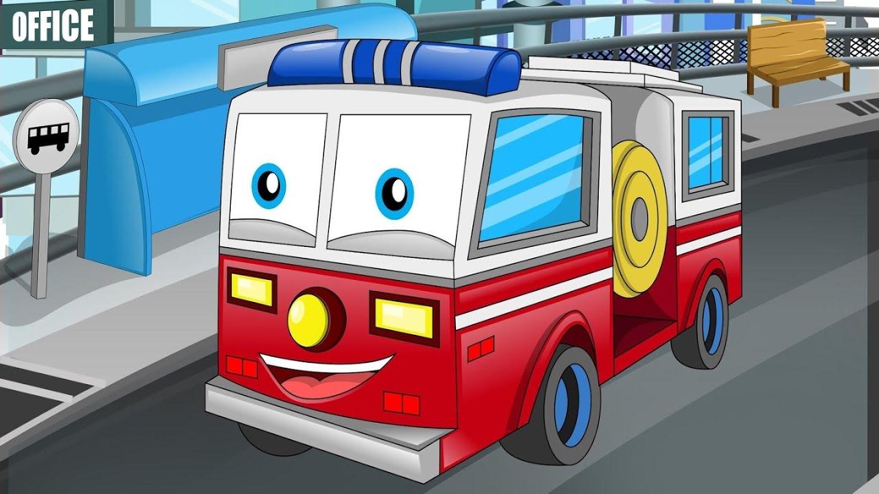 анимашка познавашка машины воздействуют кожу, другие