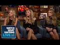 Reactions to Kim Richards from Former RHOBH | WWHL