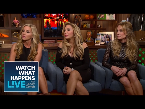 Reactions to Kim Richards from Former RHOBH  WWHL