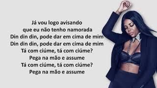 Baixar Ludmilla - Din Din Din (LETRA) feat.  Mc Doguinha & MC Pupio