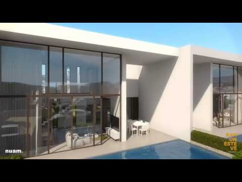 Exclusive private residence Nevis in Moraira (Costa Blanca, Spain)