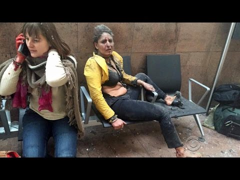 Brussels attack photographer recounts story