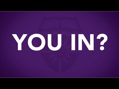 You in? | University of St. Thomas