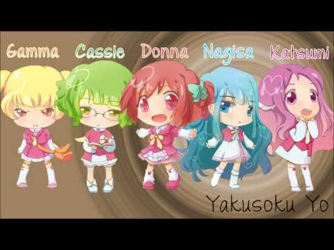 Dream Chorus [5人]  AKB48  Yakusoku Yo