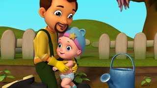 Johny Johny Yes Papa Don't Waste Water | Rhymes for Children | Infobells