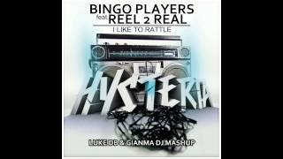 Bingo Players Vs Reel 2 Real - I Like To Rattle (Luke DB & Gianma Dj MashUp)