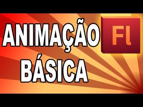 Animação básica - Adobe Flash CS5