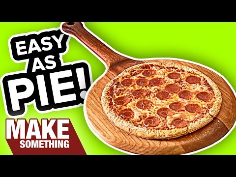 How to Make a Pizza Peel | Easy DIY Woodworking Project