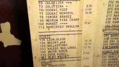 Itsepalvelu Hinnasto Ravintola Haarikka 1.1.1985 (Markka Hinnasto)