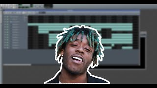 How To Make a Lil Uzi Vert Type Beat in LMMS (Luv Is Rage 2)