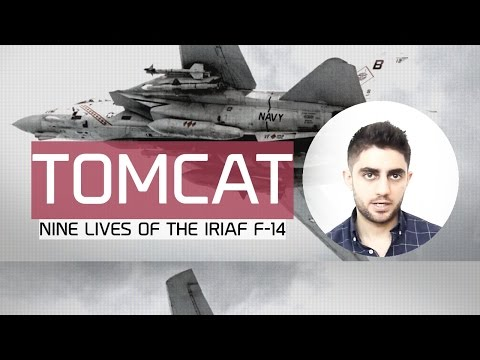 Iran Military Vlog E3 | How Iran Kept its F-14 Tomcat Flying