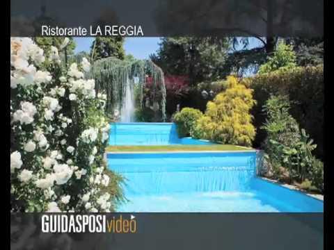 La Reggia Ristorante matrimonio Torrazza Piemonte Torino  YouTube