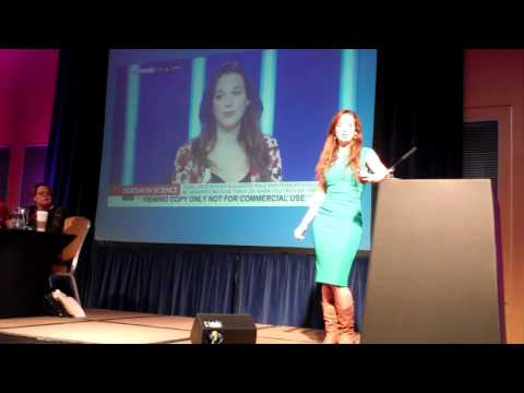 Sexism in Science & Online Misogyny; Feminism in London conference, October 2015