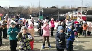 Флэшмоб День здоровья 07 04 2021 г  все дети