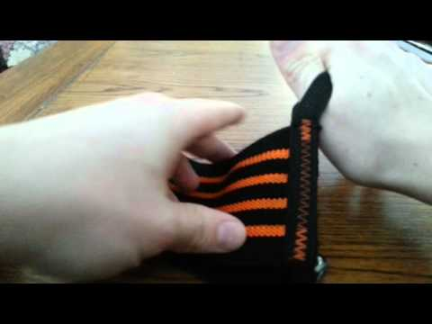 Grip Power Pads Wrist Wraps - Lift Heavier Without The Sore Wrists