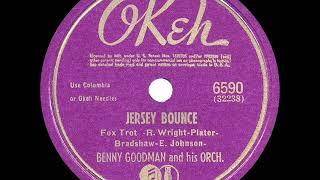 1942 HITS ARCHIVE: Jersey Bounce - Benny Goodman (instrumental)