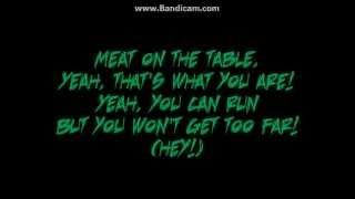 WWE RYBACK THEME SONG LYRICS (MEAT ON THE TABLE)