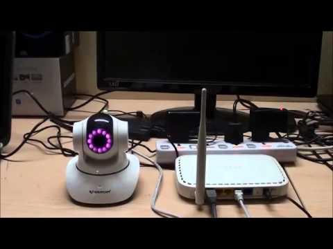 การติดตั้ง IP camera รุ่น PNP กล้องวงจรปิดที่เสถียรที่สุด